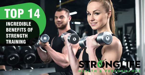 Top 14 Incredible Benefits of Strength Training