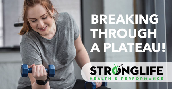 Breaking Through A Plateau