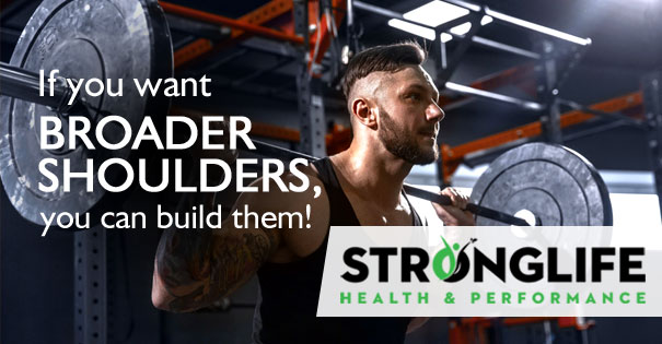 Building Broader Shoulders