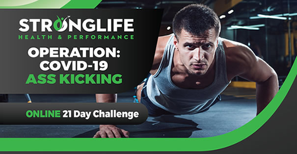 Online 21-Day Fitness Challenge