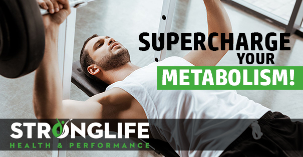 How To Supercharge Your Metabolism
